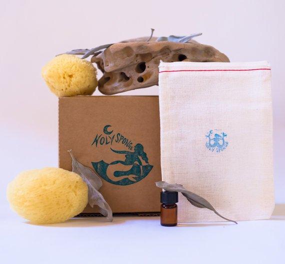 Holy Sponge! Ritual Moon Kit